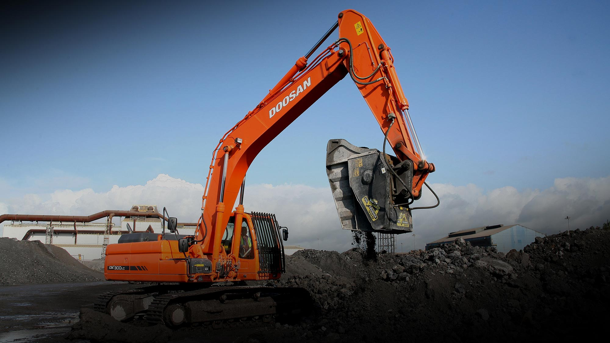 Suppliers of Doosan and Gehl Manufacturing Equipment